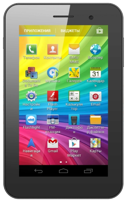 Tablets xDevice Sinapse-D7 - description, specifications, prices on